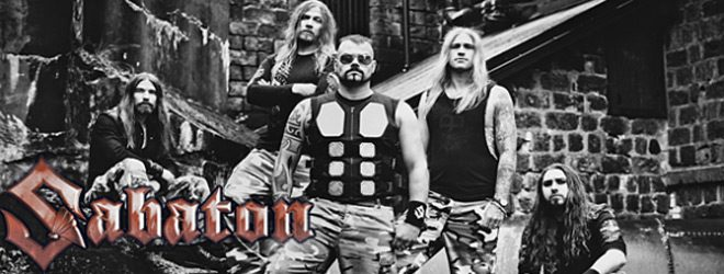 sabaton slide 2016 interview 580x244 - Interview - Joakim Brodén of Sabaton Talks The Last Stand