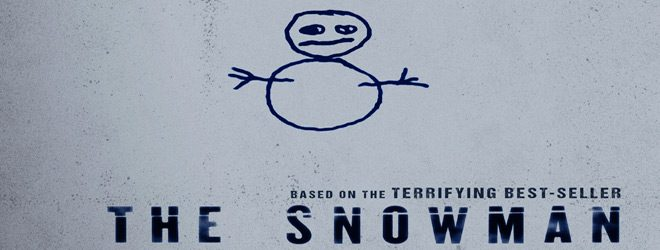 snow slide 1 - The Snowman (Movie Review)