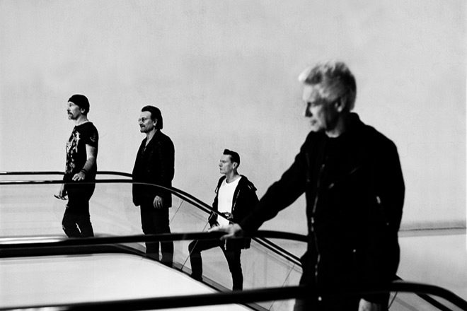 songs promo - U2 - Songs of Experience (Album Review)