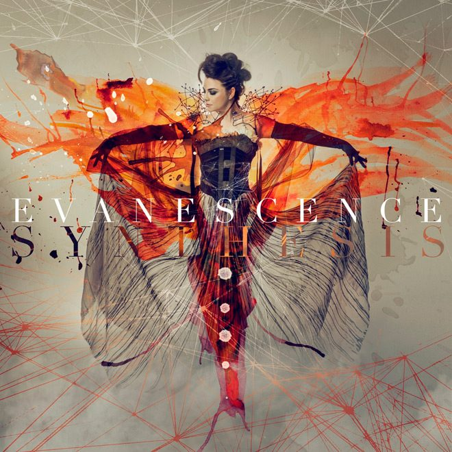 synthesis cover art - Evanescence - Synthesis (Album Review)