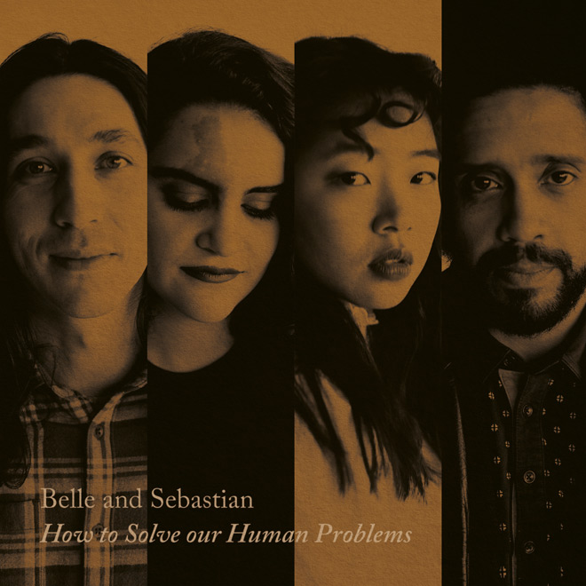 4000x4000px EP1Cover - Belle and Sebastian - How To Solve Our Human Problems - Part 1 (EP Review)