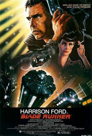 Blade Runner poster - Interview - Gavin Elder