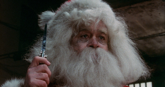 Christmas Evil 6 copyrght Vinegar Syndrome - Yuletide Terror: Christmas Horror on Film and Television (Book Review)