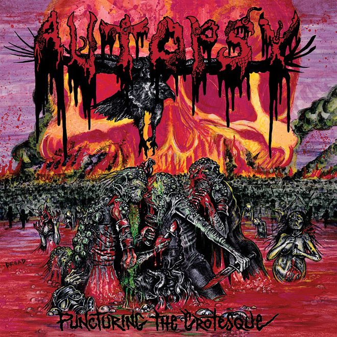 PTG cover SML - Autopsy - Puncturing the Grotesque (Album Review)