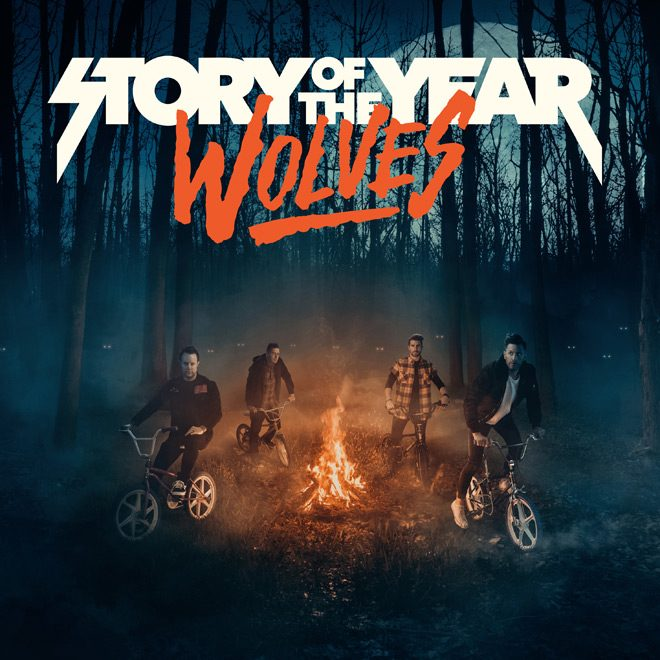 SOTY Wolves Cover square HI Res - CrypticRock Presents: The Best Albums Of 2017