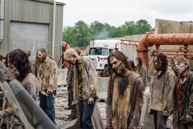 TWD 807 GP 0725 0169 RT - The Walking Dead - Time for After (Season 8/ Episode 7 Review)