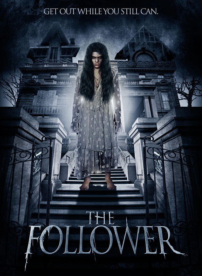 The Follower Kevin Mendiboure Movie Poster - The Follower (Movie Review)