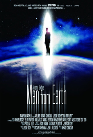 The Man from Earth Movie Poster - Interview - William Katt