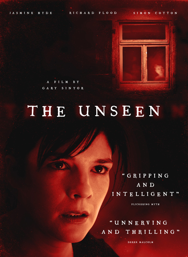 The Unseen Movie Poster Titles - The Unseen (Movie Review)