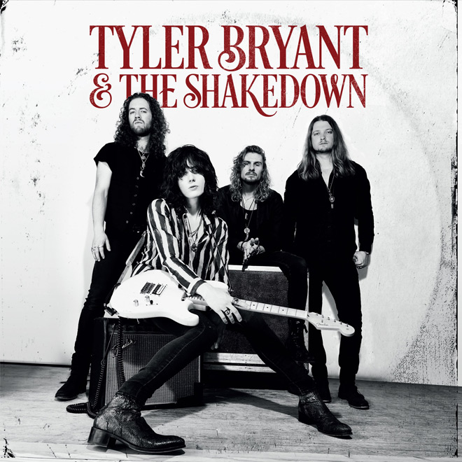 TylerBryant TheShakedown smaller2 - Tyler Bryant & The Shakedown - Tyler Bryant & The Shakedown (Album Review)