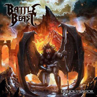 Unholy Savior by Battle Beast - Interview - Anton Kabanen of Beast In Black