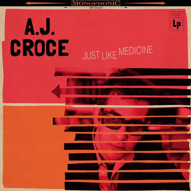 aj - A.J. Croce - Just Like Medicine (Album Review)