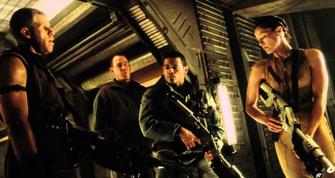 alen 4 - Alien: Resurrection - Revisiting The French-kissed Sequel 20 years later