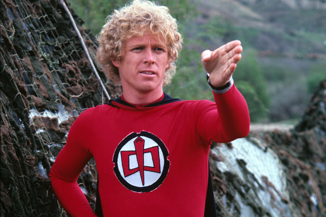 american hero - Interview - William Katt