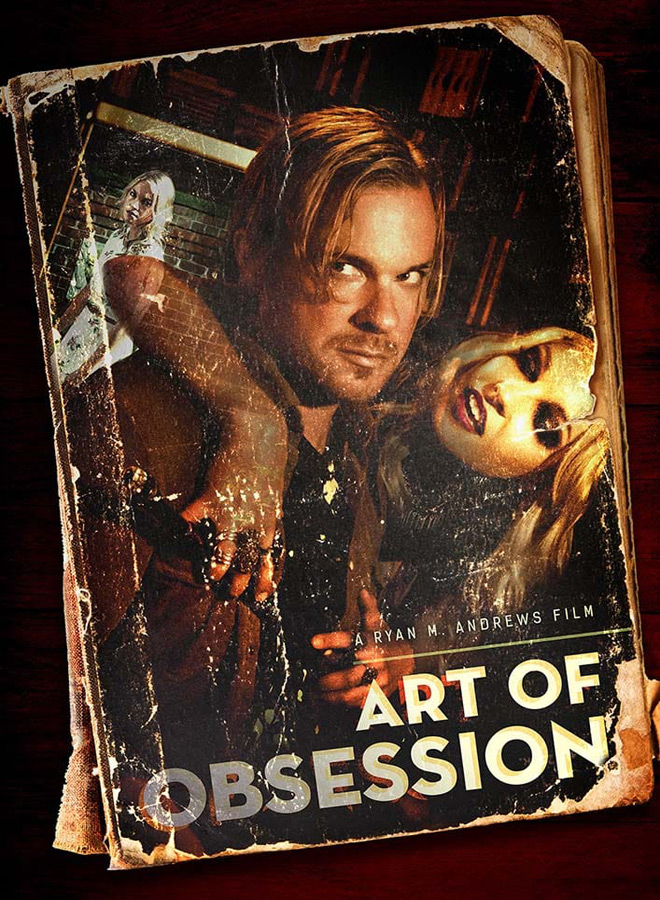art poster - Art of Obsession (Movie Review)