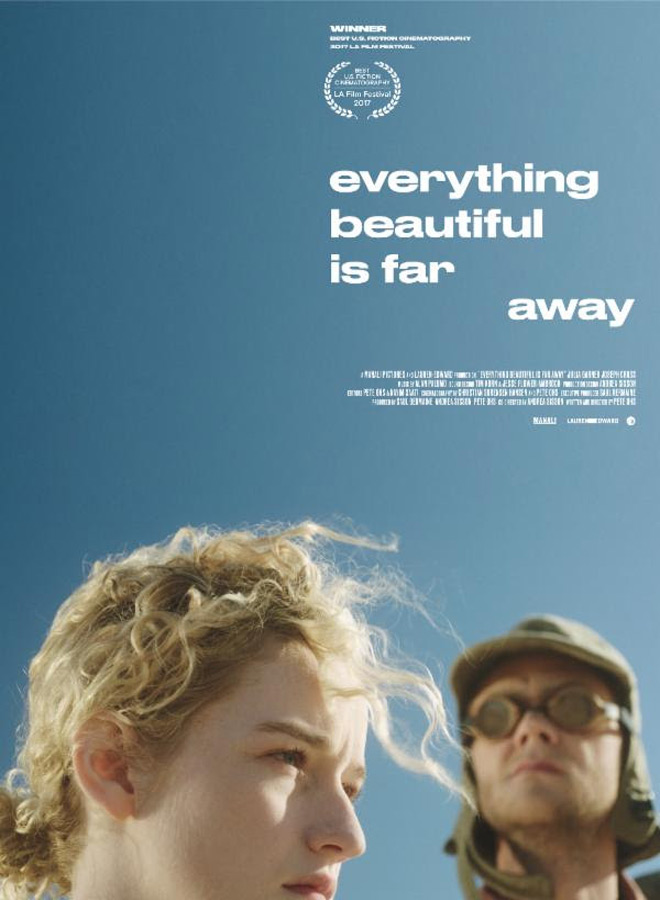 beautiful poster - Everything Beautiful Is Far Away (Movie Review)