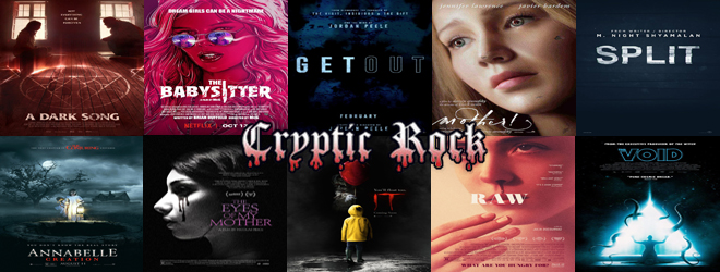 best 2017 slide - CrypticRock Presents: Top 10 Horror Films of 2017
