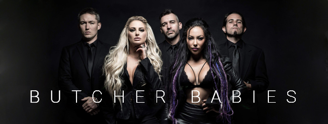 butcher babies slide  - Interview - Heidi Shepherd & Carla Harvey of Butcher Babies Talk Lilith