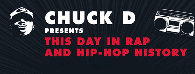 chuck d slide - Chuck D Presents: This Day in Rap and Hip-Hop History (Book Review)