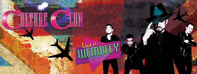 culture club header - Culture Club - Live At Wembley (Live DVD Review)