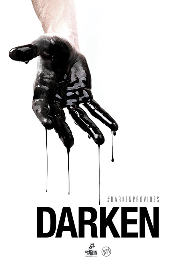 darken poster - Darken (Movie Review)