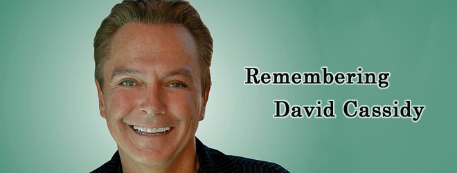 david slide - David Cassidy - Forever A Teen Heartthrob