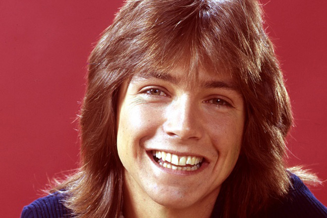 david tribute - David Cassidy - Forever A Teen Heartthrob