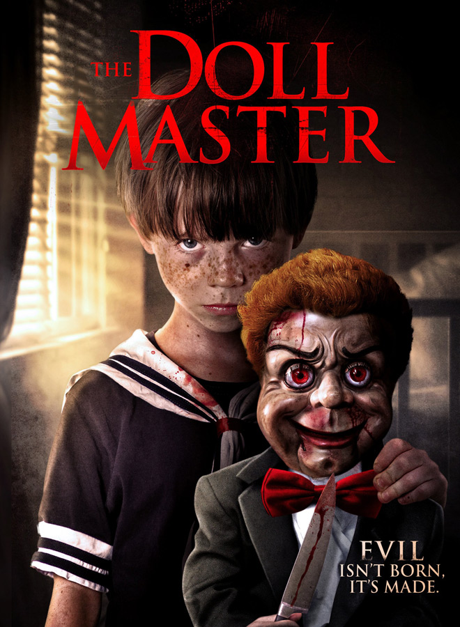 doll poster - The Doll Master (Movie Review)