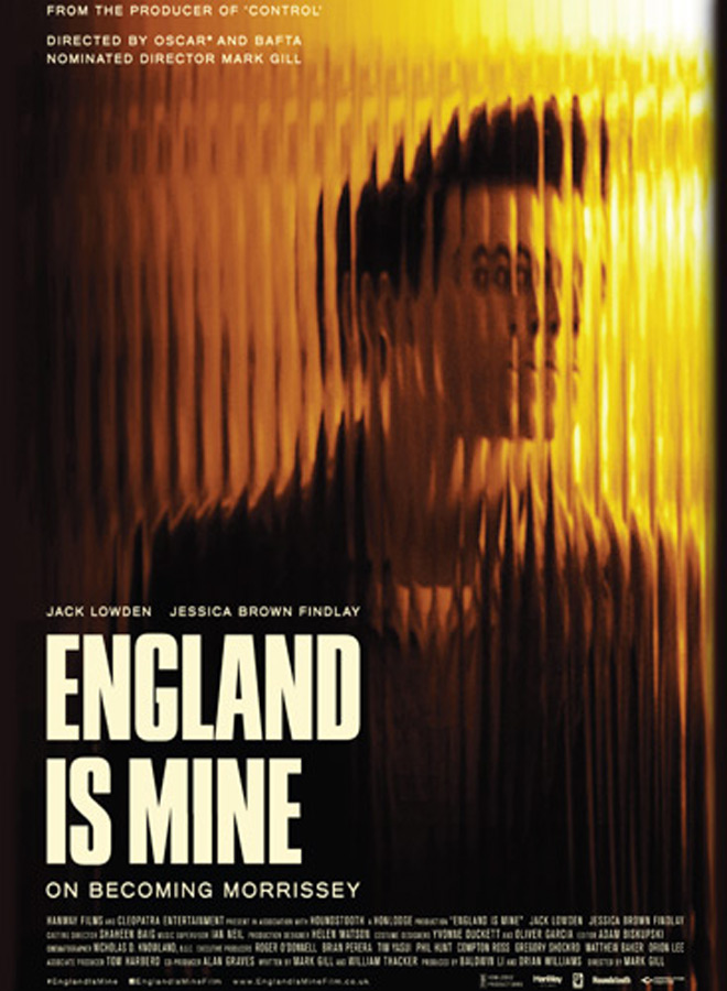 england is mine poster - England Is Mine (Movie Review)