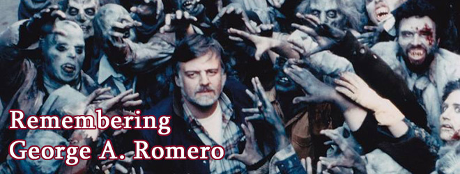 george slide  - George A. Romero - The Man, The Director, & His Legacy