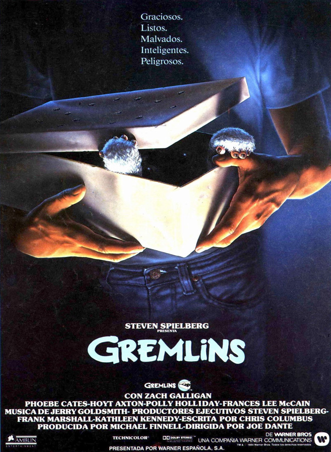 gremlins - Christmas Terror - 10 Horror-themed Christmas Flicks Worth Unwrapping