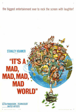 its a mad mad mad mad world - Interview - Dean Torrence of Jan & Dean