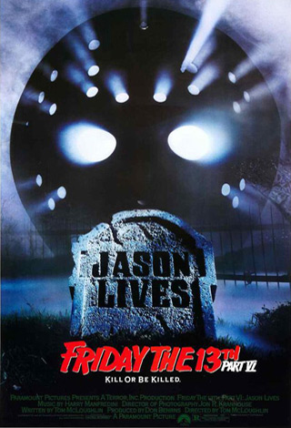 jason lives poster - Interview - Thom Mathews