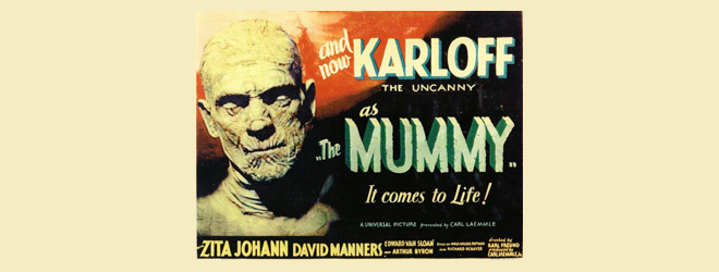 mummy slide - The Mummy - 85 Years After Opening The Tomb