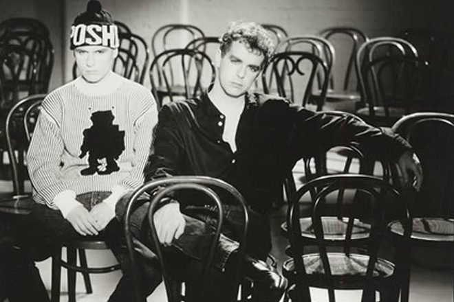 pet promo - Pet Shop Boys - Actually Going Strong 30 Years Later