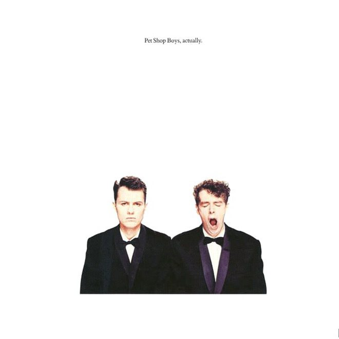 pet shop - Pet Shop Boys - Actually Going Strong 30 Years Later