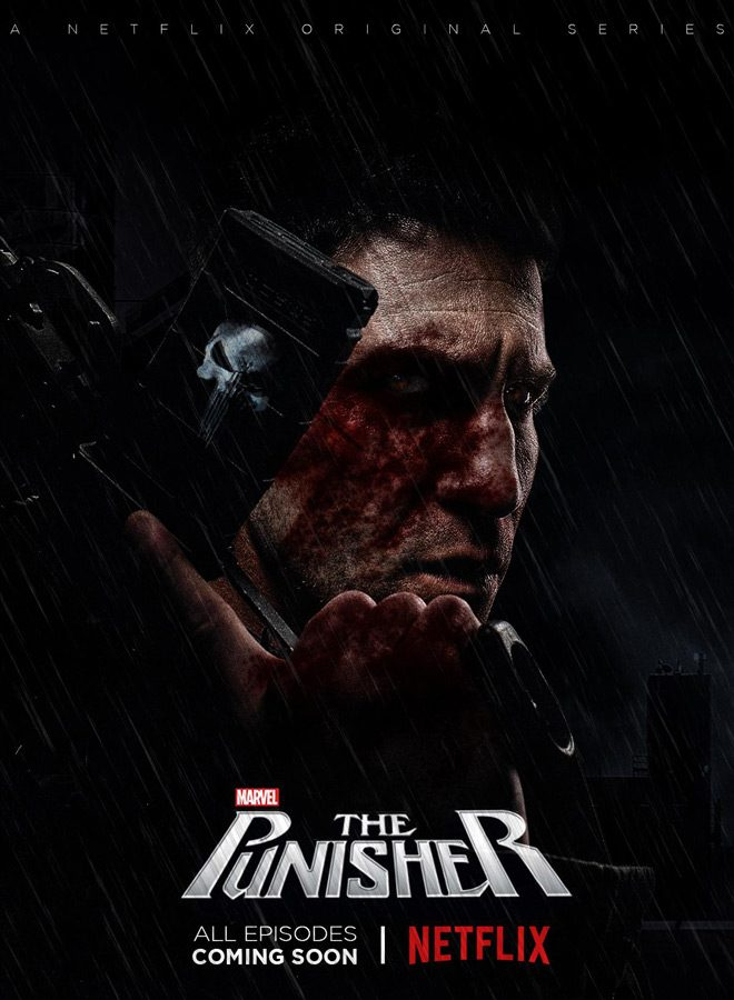 pun poster - The Punisher (Season 1 Review)