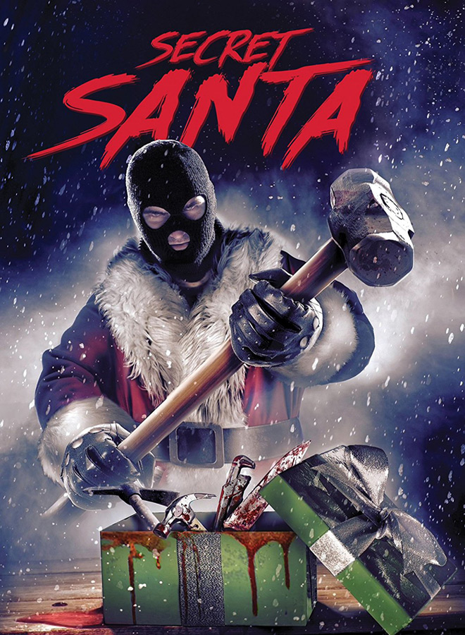 secret santa poster - Secret Santa (Movie Review)