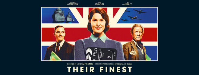 their finest slide - Their Finest (Movie Review)