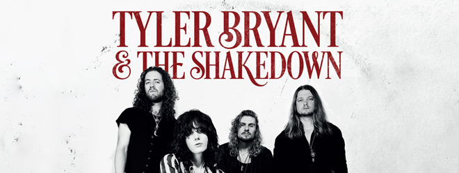 tyler slide - Tyler Bryant & The Shakedown - Tyler Bryant & The Shakedown (Album Review)