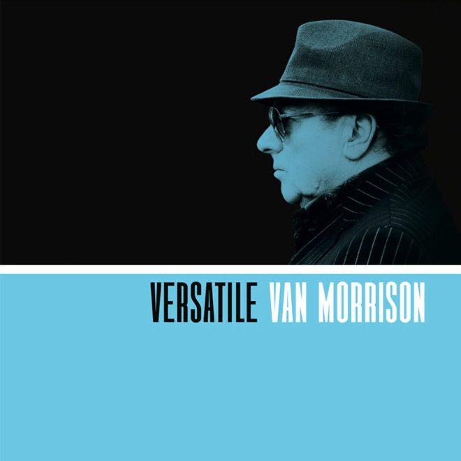 van morrison versatile album artwork - Van Morrison - Versatile (Album Review)