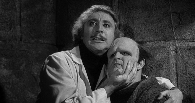 young 1 - This Week In Horror Movie History - Young Frankenstein (1974)