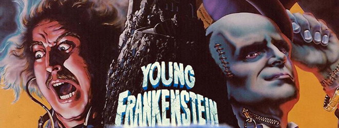 young slide - This Week In Horror Movie History - Young Frankenstein (1974)