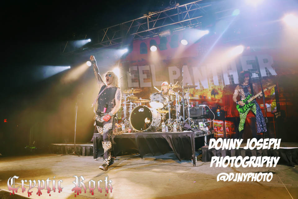 Steel Panther Starland Ballroom-1