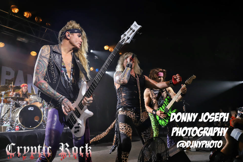 Steel Panther Starland Ballroom-13