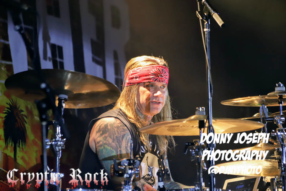 Steel Panther Starland Ballroom-22