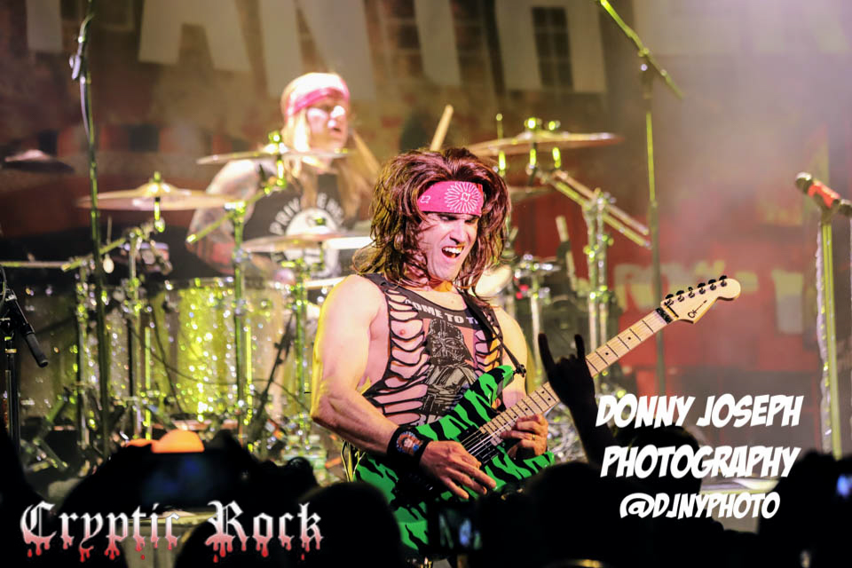 Steel Panther Starland Ballroom-28