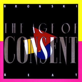 Bronski Beat   The Age of Consent Album Cover - Interview - Kim Rhodes