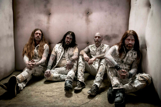 Catharsis promo - Machine Head - Catharsis (Album Review)