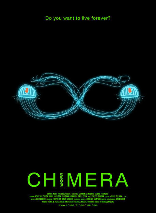 Chimera Poster - Chimera (Movie Review)